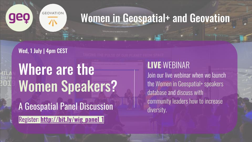 Where are the Women Speakers?
