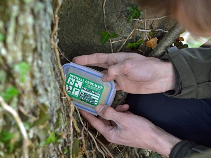 Hub Social Lunch Club - Geocaching (Members Only)
